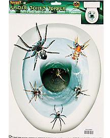 Spider Toilet Topper