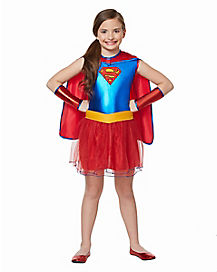 Kids Supergirl Tutu Costume - DC Comics