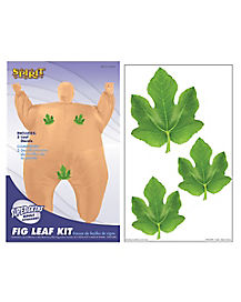 Fig Leaf Sticker Kit