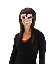 Pink Domo Glasses - Domo