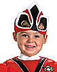 Toddler Muscle Red Ranger Costume - Power Rangers Samurai