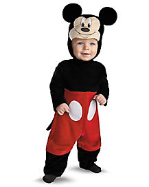Baby Tailed Mickey Mouse Costume - Disney