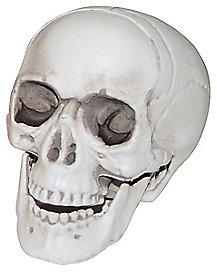 3 inch skull decorations - Halloween Skull Decorations
