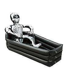 Inflatable Coffin Cooler