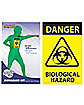 Bio Hazard Sticker Kit