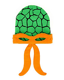 Michelangelo Laplander Hat - Teenage Mutant Ninja Turtles
