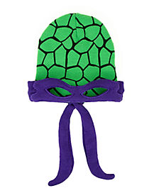 Teenage Mutant Ninja Turtles Purple Laplander Hat