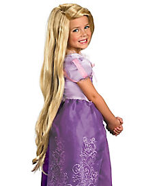 Kids Rapunzel Wig - Tangled