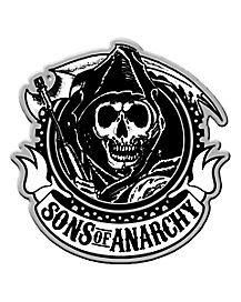Sons of Anarchy Patch - Sons of Anarchy