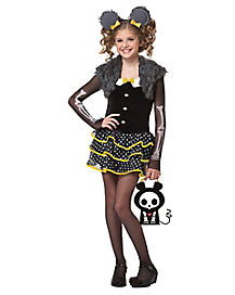 Kids Matt the Mouse Costume - Skelanimals