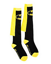 Caped Batman Socks - DC Comics