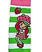 Strawberry Shortcake Striped Knee Socks