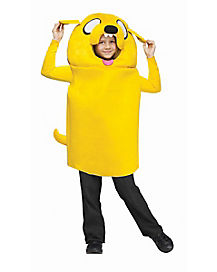 Kids Jake the Dog Costume - Advneture Time