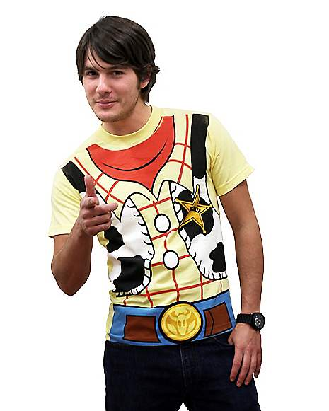 Adult Woody Tee Toy Story