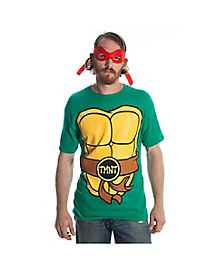 Teenage Mutant Ninja Turtles T-Shirt- Teenage Mutant Ninja Turtles