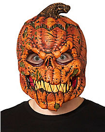 Pumpkin Animotion Mask