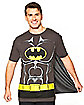 Caped Batman T-Shirt- DC Comics