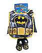 Batman Caped Bib Set