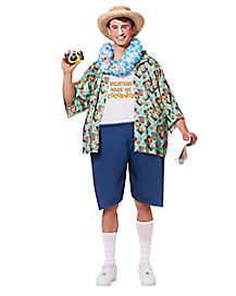 Adult Aloha Traveler Costume