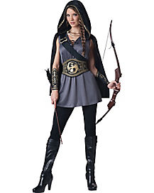 Huntress Adult Womens Costume