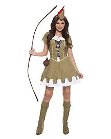 Archer Adult Womens Costume