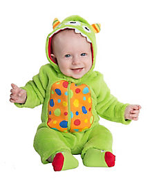 Baby Green Monster Costume