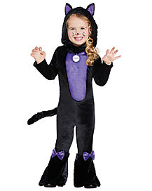 Toddler One Piece Kitty Costume