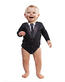 Baby 60s Suit One Piece Costume