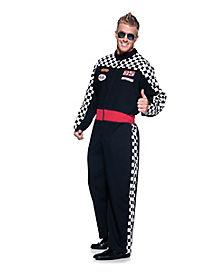 Speed Demon Adult Mens Costume