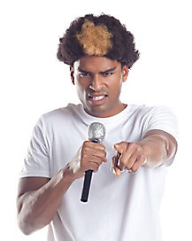 Rap Star Afro Wig