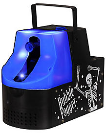 Black Light Bubble Fogger Machine