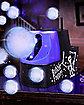 Black Light Bubble Fogger Machine