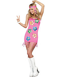 Groovy Baby Adult Womens Costume