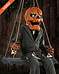 4.5 Ft Pumpkin Nester Animatronics - Decorations
