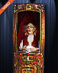 5.5 ft Misfortune Teller Animatronics - Decorations
