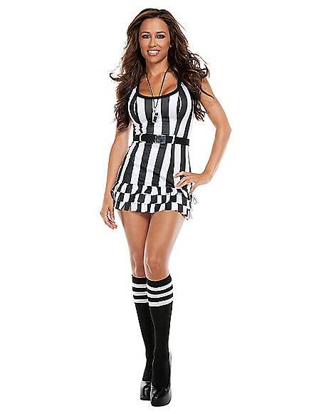 Adult Penalty Shot Referee Costume - Spirithalloween.com