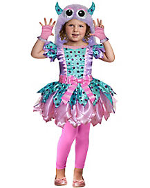 Toddler Cute Monster Costume