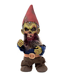 Zombie Gnome Sidestepper - Decorations