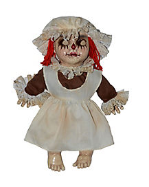 Haunted Tragedy Doll