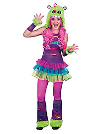 Silly Wiggly Monster Child Costume