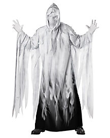 Adult Screaming Ghost Costume
