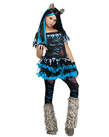 Kids Wicked Wolfie Costume