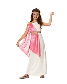 Kids Roman Empress Costume