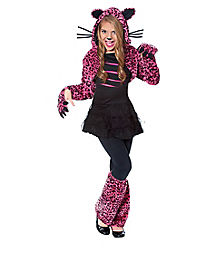 Kids Bad Kitty Costume