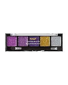 Purple Glitter Cream Eyeshadow