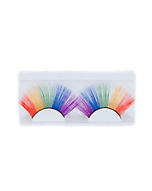 Multicolor False Eyelashes