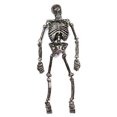 5' Antiqued Skeleton