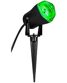 Green LED Strobe Spotlight