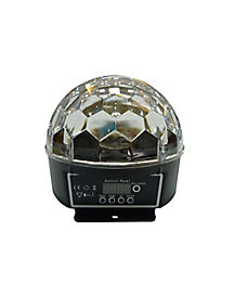 LED Crystal Dome Light