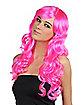 Pink Monster Wig